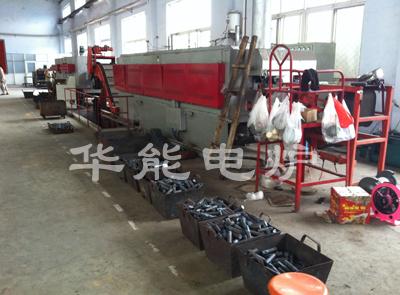 山東佳禾淬回火調質熱處理生產線