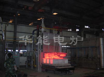 淮南煤機臺車式天然氣爐